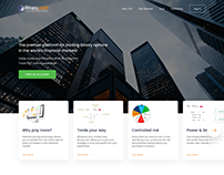 Online Trading Website