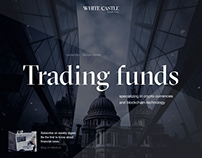 White Castle Capital — Trading funds.