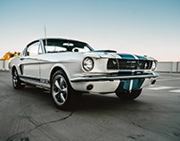 Ford Mustang Shelby GT350 Tribute
