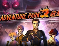 Adventure Park: Motion Capture Video Game