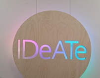 Dynamic IDeATe LED Display