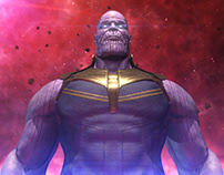 THANOS: The Quest for Infinite Power