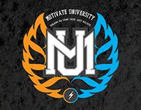 Motivate U // Logo + Brand Identity