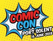 ComicCon Port Solent