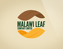 Brand Identity design for Malawi Leaf Company Limited