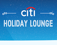 Citi Holiday Lounge
