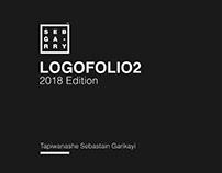 Logofolio2 2018 Edition.