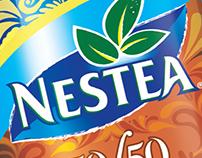 Nestea King Can Mexico