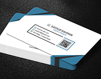 Creative Business Card Mockup Free