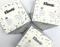 Packaging Redesign | Kleenex Tissues