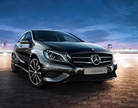 Mercedes-Benz A-Class 2Style Edition