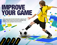 Soccer Factory - Improve your Game