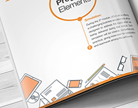 Brochure Design for Nazer Future Leaders