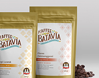 Kaffee Batavia Packaging