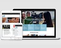 ECAM. Diseño y desarrollo web