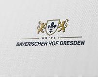 Logo design - Bayerischer Hof Dresden