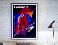 Baugasm kingfisher night