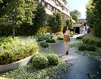 Hawthorn Park - Gardens