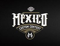 HARLEY-DAVIDSON - México Custom Contest