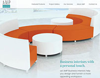 AMP Business Interiors, Inc. Website