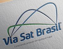 Branding | Via Sat Brasil ®