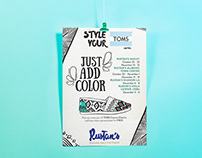 POSTER: TOMS Style Your Sole