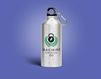 Termo: Machine Deportiva