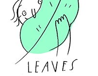 LEAVES ~ COMIC