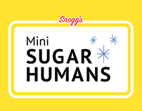 Mini Sugar Humans Cereal