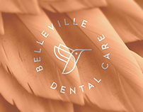 Belleville Dental Care Brand Design