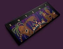 "Chocolate wrapper for ""Zotter Schokoladen Manufaktur"""