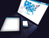 Corporate Website Re-design