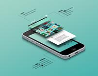 Calu Estudio creativo. Diseño web.