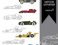 Vehicle universe Volume 5 free icon set