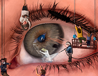 Creation of the Eye