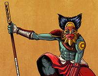 CHAMPIONS OF HARA: HERO DISPLAYS