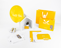 Petit Boo - Branding and Online shop