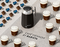 Nespresso / Endless Recipes Campaign