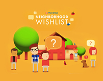 PNC Neighborhood Wishlist