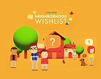 PNC Neighborhood Wishlist