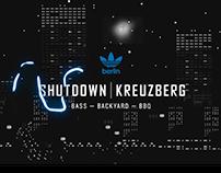 Adidas Shutdown Kreuzberg Event