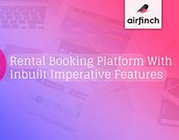 Rental Booking Software Platform