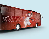 Gator Bus Wrap