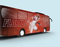 Gator Bus Wrap