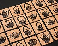 Teapot Memory Cards