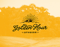 Golden Hour Studios Brand & Website
