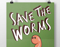 "Detroit Dirt ""Save the Worms"""