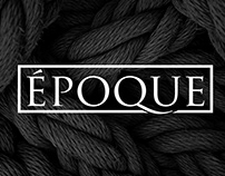 EPOQUE - FASHION BRAND IDENTITY