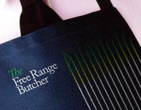 The Free Range Butcher: Brand Identity