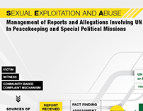 Sexual Exploitation and Abuse Infographic